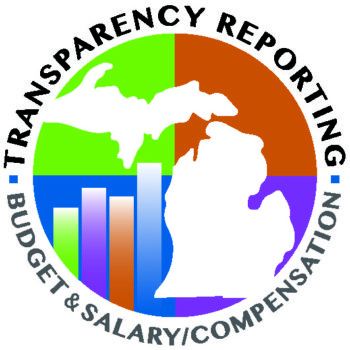 2020-21 Transparency Reporting Logo